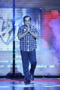 Brahmanandam @ Aagadu Movie Audio Launch Function Stills