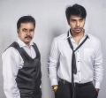 Jayaprakash, Irfan in Aagam Tamil Movie Stills