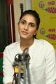 Actress Vaani Kapoor @ Aaha Kalyanam Team at Radio Mirchi Photos