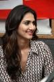 Actress Vani Kapoor @ Aaha Kalyanam Team at BIG FM, Hyderabad Photos
