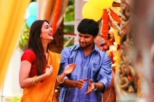 Vaani Kapoor, Nani in Aaha Kalyanam Telugu Movie Stills