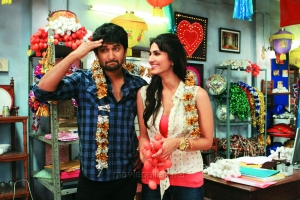 Nani, Vaani Kapoor in Aaha Kalyanam Telugu Movie Gallery