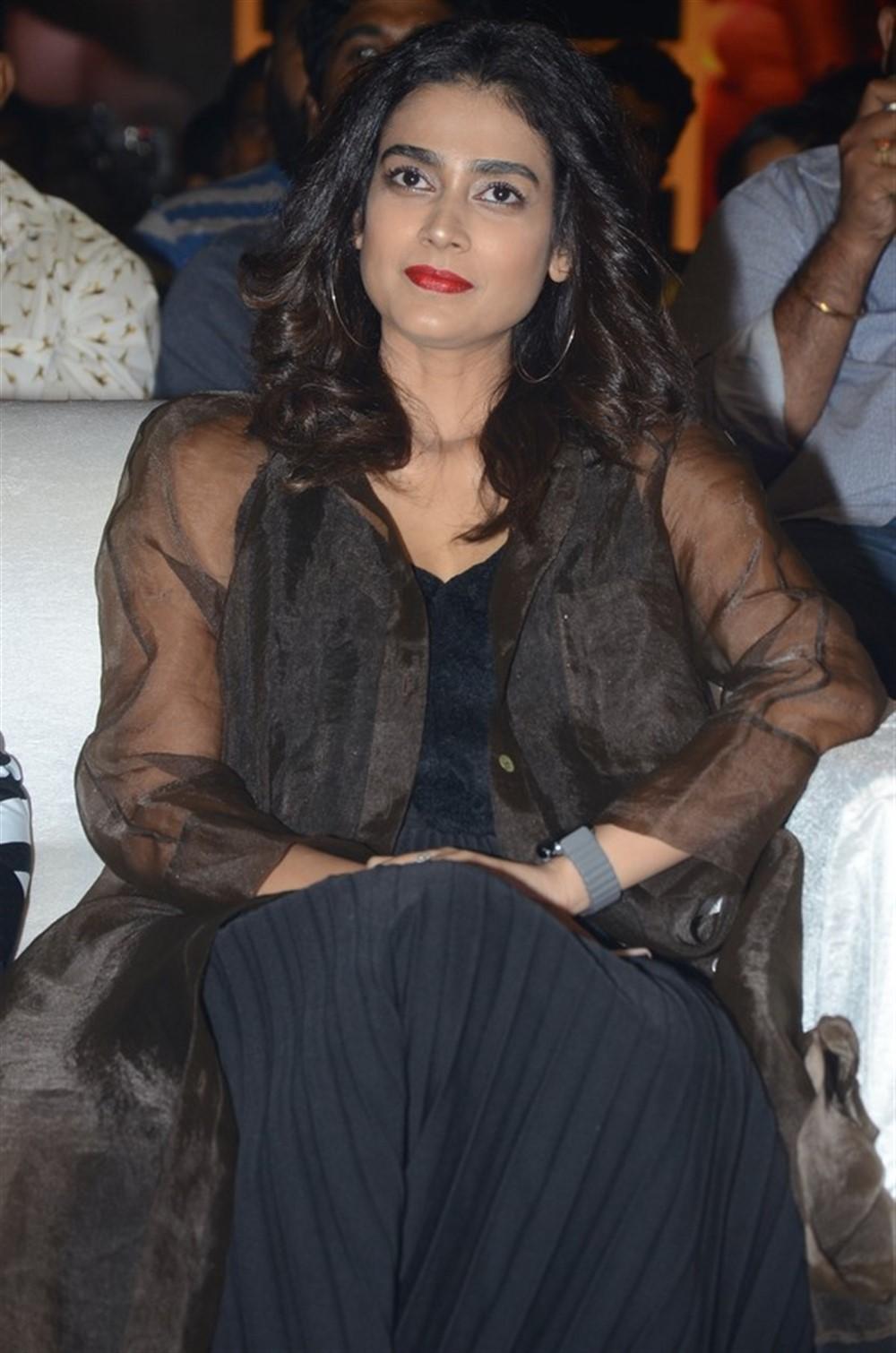 Actress Aakanksha Singh Images @ Pehlwaan Pre Release