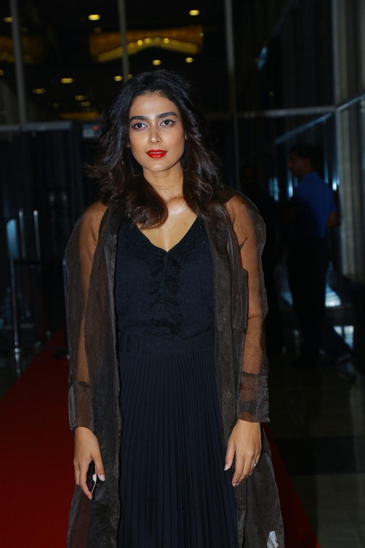 Actress Aakanksha Singh Images @ Pailwaan Pre Release