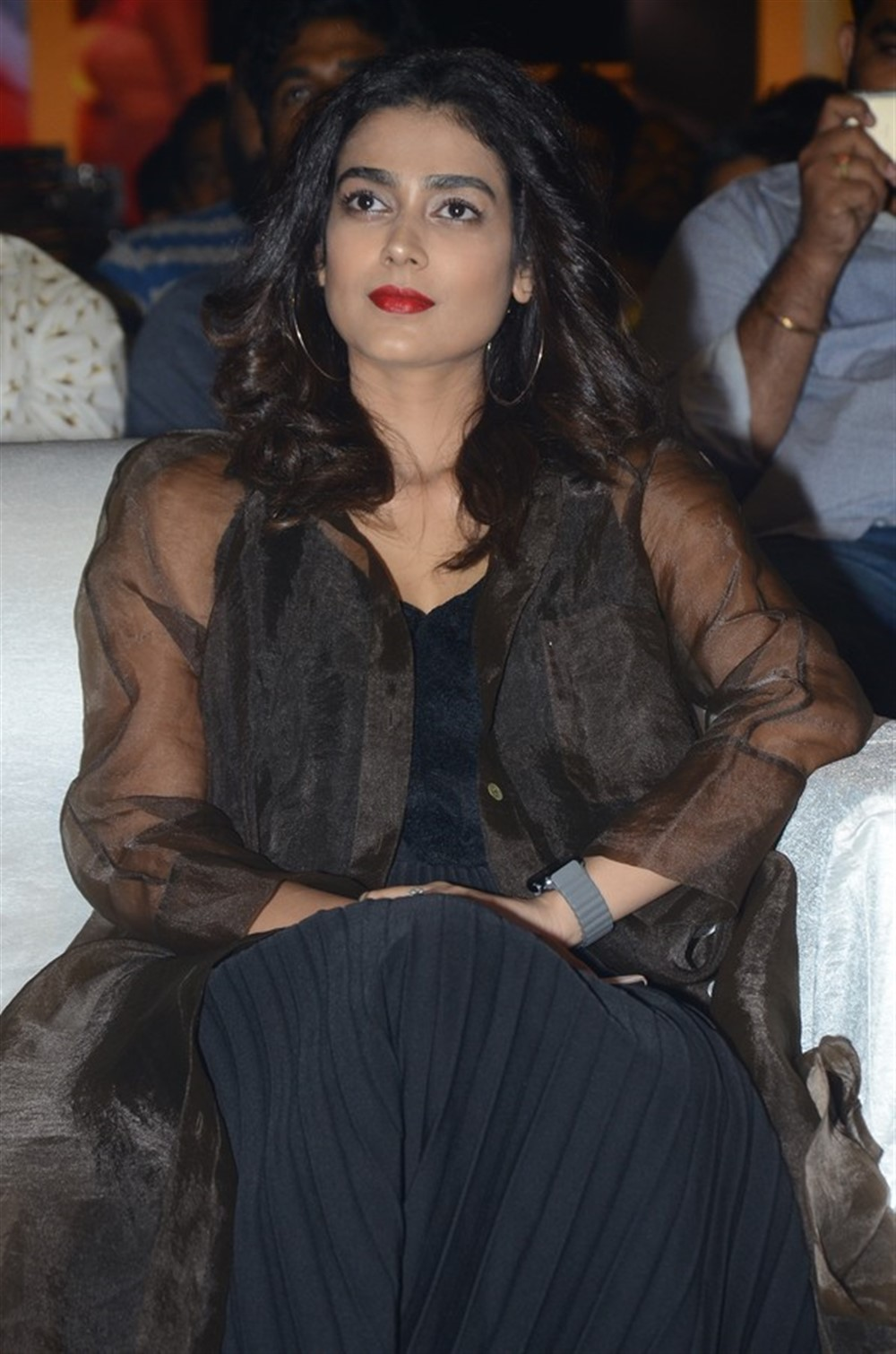 Actress Aakanksha Singh Images @ Pehalwan Pre Release