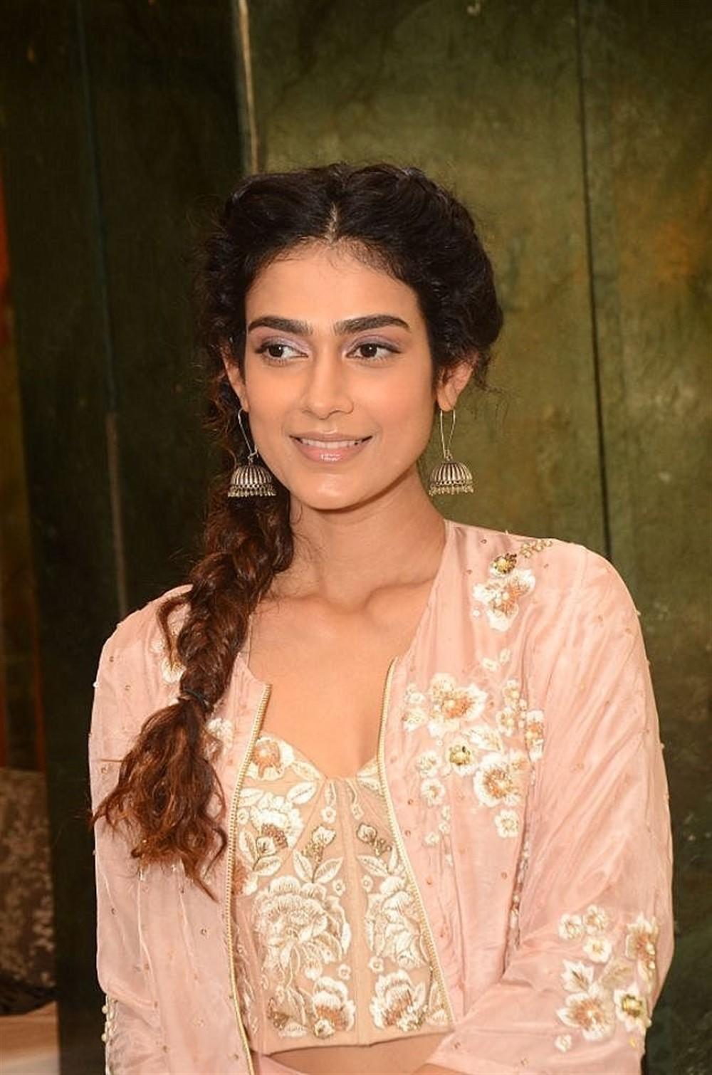 Actress Aakanksha Singh Pics @ JITO Lifestyle and Jewellery Expo Curtain Raiser