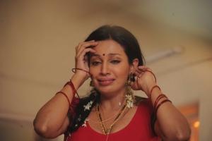Actress Asha Saini in Aakasam Lo Sagam Hot Stills