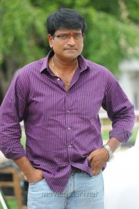 Ravi Babu at Aakasam Lo Sagam Press Meet Stills