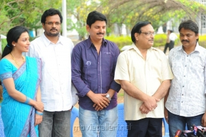 Aakasam Lo Sagam Press Meet Stills