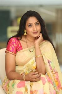 Actress Aamani New Saree Photos