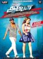 Vishal, Hansika Motwani in Aambala Movie Release Posters