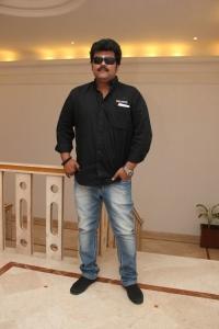Sriman @ Aambala Movie Success Meet Stills