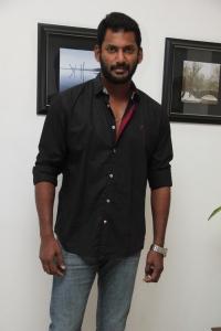 Vishal @ Aambala Movie Success Meet Stills