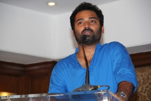 Aambala Movie Success Meet Stills