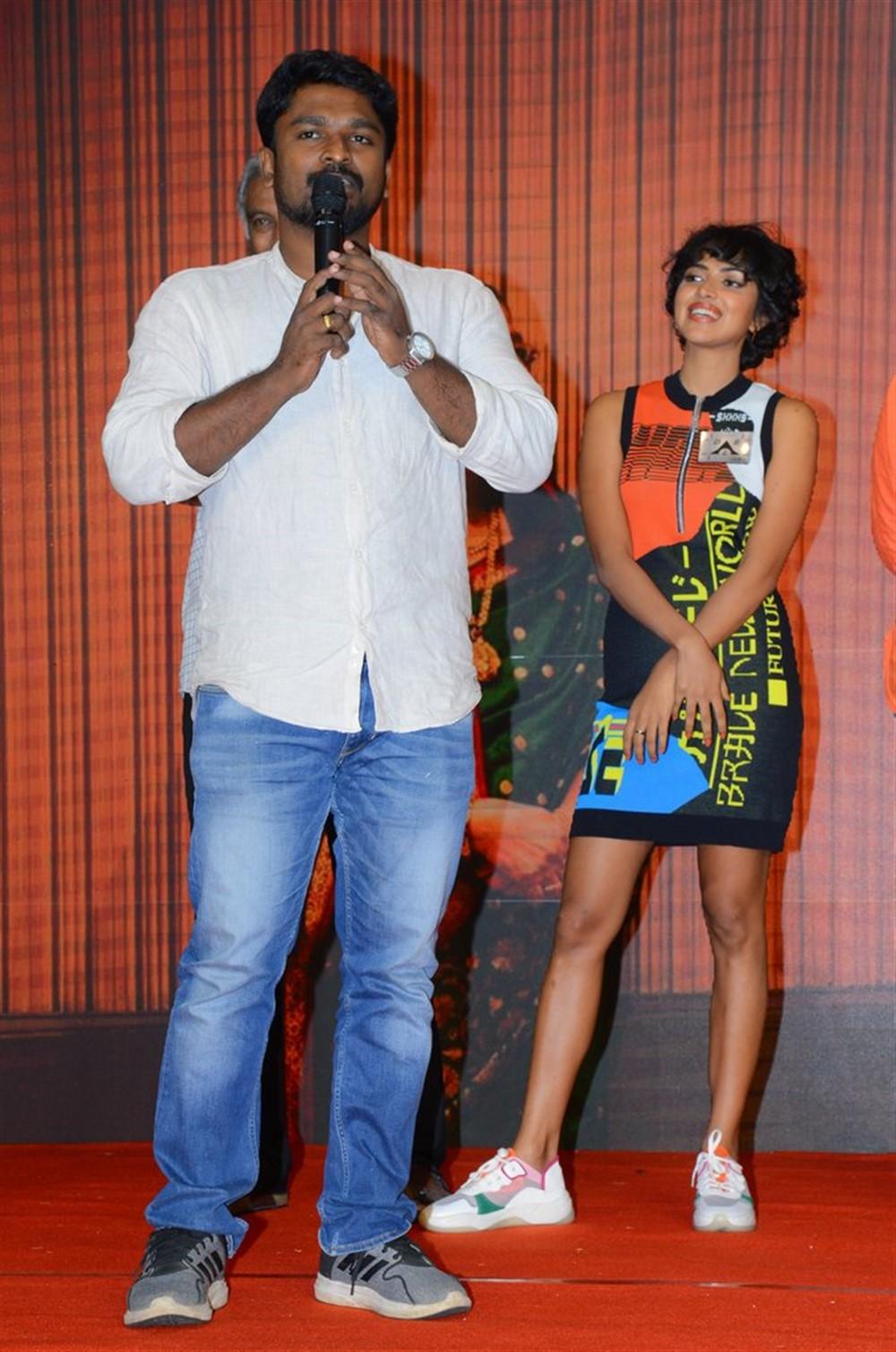 Director Rathna Kumar @ Aame Movie Press Meet Photos