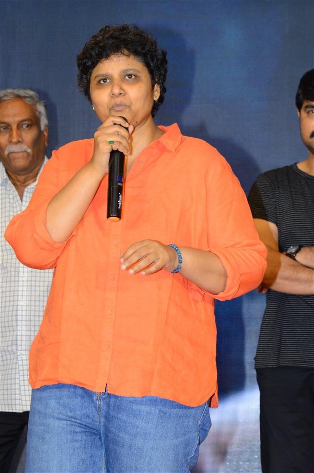 Nandini Reddy @ Aame Movie Press Meet Photos