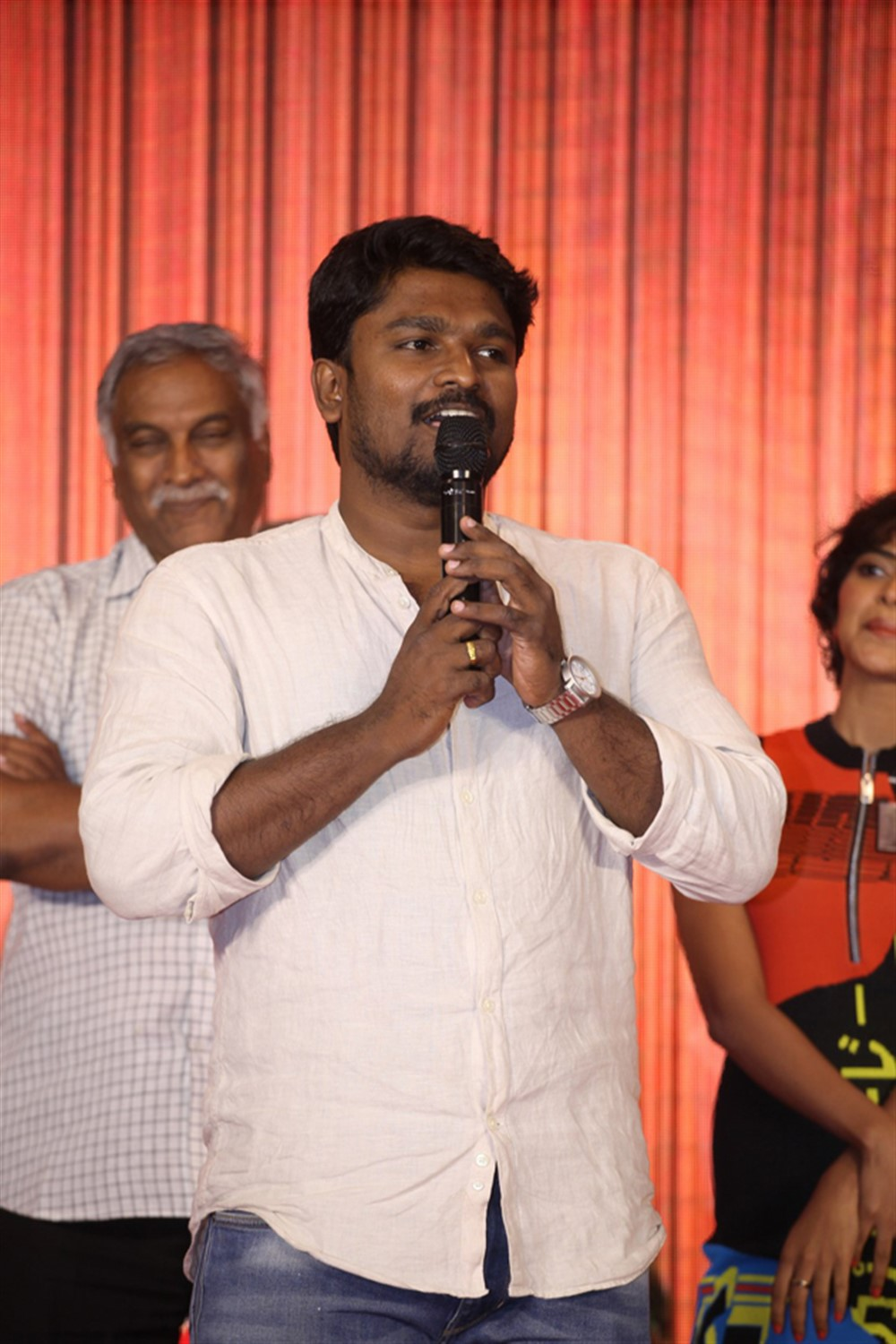 Director Rathna Kumar @ Aame Movie Press Meet Photos