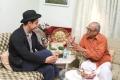 Aamir Khan Meets K.Balachander Photos