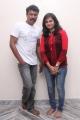 Samuthirakani, Ramya Pandian @ Aan Devathai Movie Launch Stills