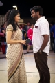 Ritika Singh, Vijay Sethupathi in Aandavan Kattalai Movie Stills