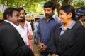 Vijay Sethupathi, Latha Rao in Aandavan Kattalai Movie Stills