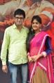 Bharat Vijay, Sahana @ Aaram Arivu Movie Audio Launch Stills