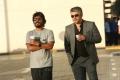 Vishnuvardhan, Ajithkumar @ Aarambam Movie Shooting Spot Stills