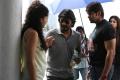 Taapsee, Vishnuvardhan, Arya at Aarambam Movie Shooting Spot Stills