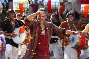 Actor Ajith in Aarambam Movie Stills