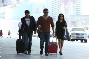 Arya, Ajith, Nayanthara in Aarambam Movie Stills