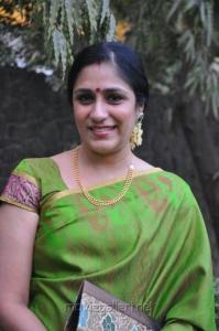 Uma Padmanabhan at Aarohanam Audio Launch Stills