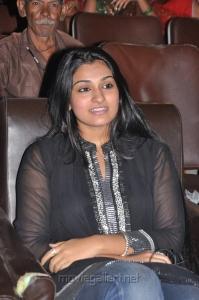 Actress Jai Quheni at Aarohanam Movie Felicitated Event Stills