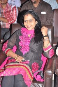 Viji Chandrasekar at Aarohanam Movie Felicitated Event Stills