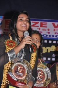 Jai Quehaeni at Aarohanam Movie Felicitated Event Stills