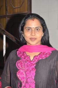 Viji Chandrasekhar at Aarohanam Movie Felicitated Event Stills