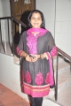 Viji Chandrasekar at Aarohanam Movie Felicitated Event Stills