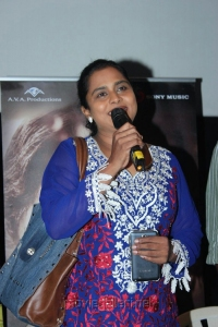 Actress Viji Chandrasekar at Aarohanam Movie Press Meet Stills
