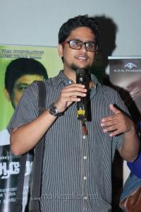 Music Director K at Aarohanam Movie Press Meet Stills