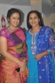 Lakshmi Ramakrishnan, Viji Chandrasekhar at Aarohanam Movie Success Meet Stills