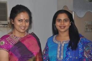 Lakshmi Ramakrishnan, Viji Chandrasekhar at Aarohanam Success Meet Stills
