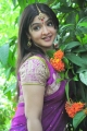 Aarthi Agarwal Half Saree Stills