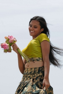 Alagan Alagi Actress Aarushi Hot Stills