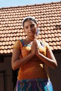 Aarushi Hot Stills in Azhagan Azhagi Movie