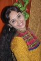 Actress Aarushi Cute Stills at Adithalam Movie Press Meet