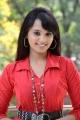 Actress Aarushi Latest Photos @ Prabhanjanam Press Meet