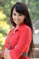Actress Aarushi Latest Photos @ Prabhanjanam Movie Press Meet