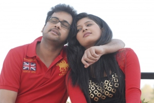 Shivaji, Sona Chabra in Aasa Dosa Appadam Movie Photos