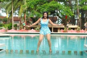 Tamil Actress Risha Hot Stills in Aasami Movie