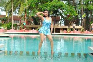 Tamil Actress Risha Hot in Aasami Tamil Movie Stills