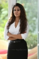 Telugu Actress Nayantara in Aata Arambam Movie Stills